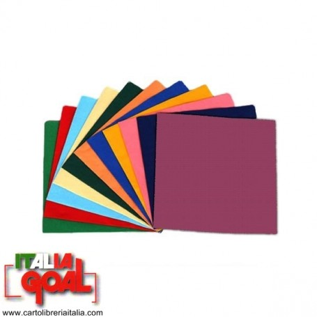 Tovaglioli InFiore 38x38 cm (40 Pezzi) (Vari Colori)
