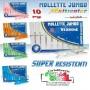 Mollette in plastica Novelplast (10 pz- Vari colori)